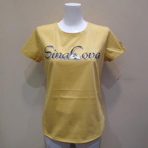 シナコバ SINACOVA レディース 半袖Tシャツ (アウトレット30%OFF) 通常販売価格:13200円|fashionspace-yokoya