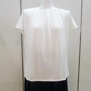 インディヴィ INDIVI レディース [マシンウォッシュ]ドライツイストストレッチスクエアシャツ 通常販売価格:12650円|fashionspace-yokoya