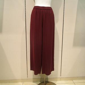 インディヴィ INDIVI レディース [マシンウォッシュ]ワイドシルエットパンツ 通常販売価格:17050円 fashionspace-yokoya