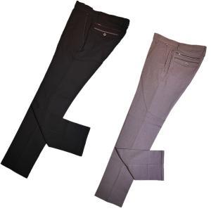 バジエ VAGIIE ストレッチ ノータックカスタムフィットパンツ ビッグサイズ 3120-4081 通常販売価格:26400円|fashionspace-yokoya
