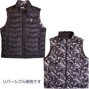 バジエ VAGIIE リバーシブル キルティングダウンベスト 3120-9002 通常販売価格:33000円|fashionspace-yokoya