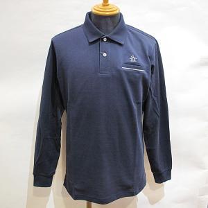 マンシングウェア Munsingwear メンズ 長袖ポロシャツ ゴルフウェア 通常販売価格:15400円|fashionspace-yokoya