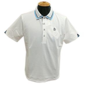 マンシングウェア Munsingwear メンズ 半袖ポロシャツ ゴルフウェア 通常販売価格:14300円|fashionspace-yokoya