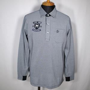 マンシングウェア Munsingwear メンズ 長袖胸ポケット付ポロシャツ ゴルフウェア 通常販売価格:15400円|fashionspace-yokoya