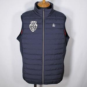 マンシングウェア Munsingwear メンズ ハイネック軽量中綿ベスト ゴルフウェア 通常販売価格:23100円|fashionspace-yokoya