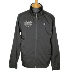 マンシングウェア Munsingwear メンズ スタンドストレッチウインドブレーカー ゴルフウェア 2019秋冬新作 通常販売価格:22000円|fashionspace-yokoya