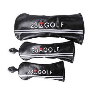 23区ゴルフ 23区GOLF メンズ レディース ライン入ヘッドカバー ゴルフウェア 通常販売価格:4290円|fashionspace-yokoya