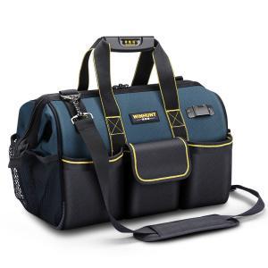 ツールボックス 工具箱 バッグタイプ 布製 収納 オックスフォード 工具整理 便利 小物収納 小物管理 軽量 持ち運びやすい 蓋付き 機能性 fashionya
