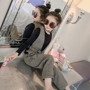 5a953678b255a 入学式 子供服 女の子 卒業式 パンツスーツ 女の子 韓国子供服 フォーマル 結婚式 ...
