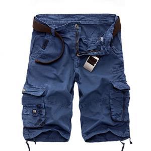 カーゴパンツ メンズ ショートパンツ 短パン ミリタリーショートパンツ ハーフパンツ ワークパンツ ショーツ 無地/迷彩 大きいサイズあり カジュア fashionya 03
