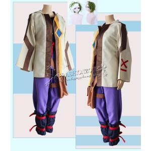 ◆セット内容:インナー、ジャケット、ズボン、Tシャツ、ベルト、腰帯、ゲートル、バッグ (写真参照) ...