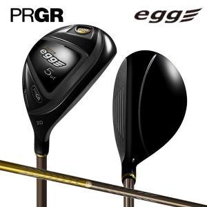 「送料無料」 プロギア ゴルフ スーパーエッグ 金エッグ ユーティリティー オリジナル カーボンシャフト PRGR SUPER EGG|fastgolf