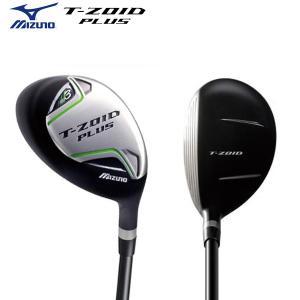 ミズノ ゴルフ Tゾイド プラス ユーティリティー T-ZOID PLUS カーボンシャフト MIZUNO ティーゾイド|fastgolf