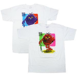 FUCT キャラクター Tシャツファクト ジョーズ ロサンゼルス L.A  80'S パンク SKATE  スケート TEE SK8  スケボー ショップ fatmoes