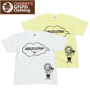 CHUBBY'S GOSPEL Clothing チャビーズ ゴスペル アパレル ブランド イエスさん Tシャツ|fatmoes