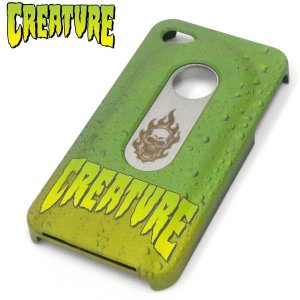 CREATURE (クリーチャー) PARTY LINE iPHONE CASE アイフォンケース/iPhone4 4S専用|fatmoes