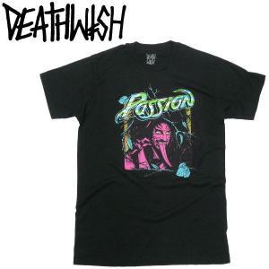 DEATHWISH(デスウィッシュ)Tシャツ POISON ポイズンバンド パロディーバンドTシャツ PASSION|fatmoes