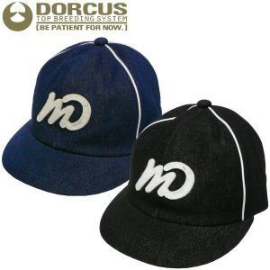 DORCUS-TBS MAGIC NUMBER デニム D-LEAGUECAP スケート ボード スケボーショップ ベースボール ミリタリー HAT ビンテージ|fatmoes