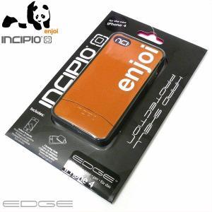 エンジョイ enjoi(エンジョイ)×incipio(インキピオ)iPhone4ケース/カバー アイフォンケース enjoi edge iPhone4 case ハードケース|fatmoes