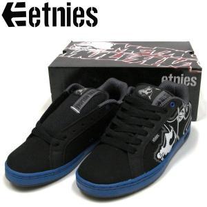 ETNIES(エトニーズ)×METAL MULISHA(メタルマリーシャ)コラボスニーカー BMXシューズ FADER|fatmoes