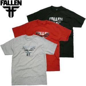 新作 FALLEN INSIGNIA CLOUDS Tシャツ フォールン スケートシューズ  スケーター ハーコー アメカジ ビンテージ ファーレン スケボー|fatmoes