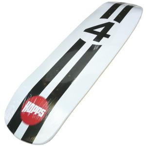 HOPPS(ホップス )スケートデッキ 4ZINGER NewYork NY USA スケートボード板 スケボーデッキ SK8 ビンテージ アメカジ|fatmoes