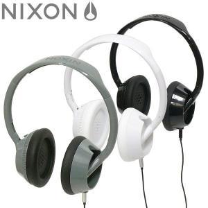 NIXONブランドのヘッドフォンシリーズからTROOPERの登場です。 持ち運びに便利な折りたたみ式...