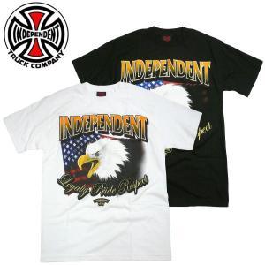 """INDEPENDENT (インディペンデント)の""""EASY RIDER""""のプリントTシャツです。 ア..."""