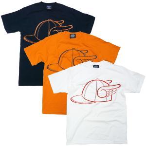 WORD OF MOUTH CAP ワードオブマウス グラフィク Tシャツ ESOW エスオウスケート SKATE スケボー グラフティー グラフティー アート SK8 TS|fatmoes