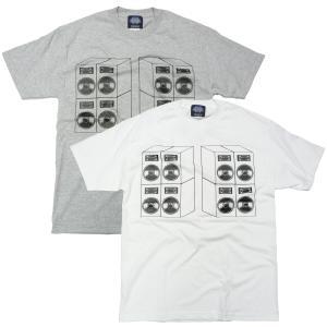 WORD OF MOUTH スピーカー ワードオブマウス グラフィク Tシャツ ESOW エスオウスケート SKATE スケボー グラフティー グラフティー アート SK8 TS|fatmoes