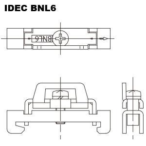 即納 IDEC BNL6