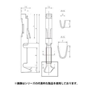 ヒロセ電機 HIF3-2428SC (1パック=100コ)