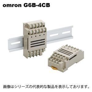 即納 オムロン G6B-4CB DC24