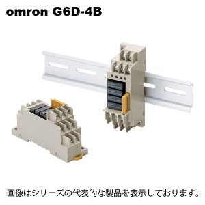 即納 オムロン G6D-4B DC24