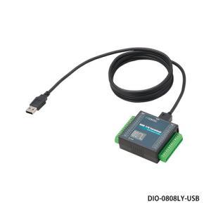 即納 コンテック DIO-0808LY-USB faubon