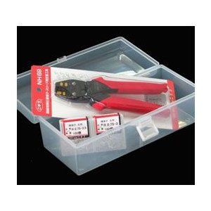 即納 ニチフ 圧着工具 NH 69とR形圧着端子のお得なキット NH 69 Rキット|faubon