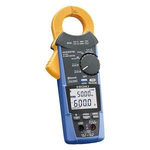 CM4372 AC/DCクランプメータ  スマートフォンにデータ送信、使用環境を気にしない タフなA...