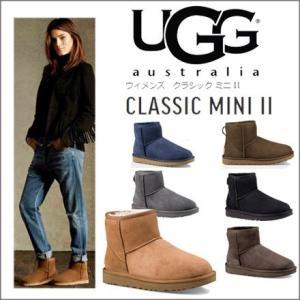 UGG ブーツ ミニ2 レディース アグブーツ クラシック ミニ2 1016222 オーストラリア ...