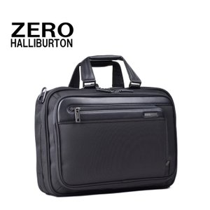 Black One Size Zero Halliburton PRF 3.0-Two-Way Briefcase