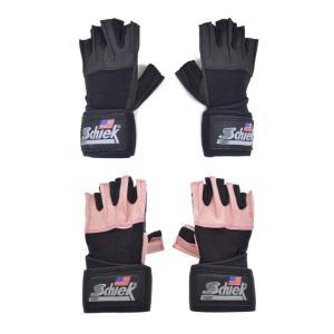 "SCHIEK シーク Platinum ""Gel"" Lifting Gloves H540 ウエイト..."