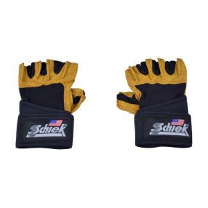 SCHIEK シーク Power Gel  with Wrist Wraps 425 トレーニンググ...