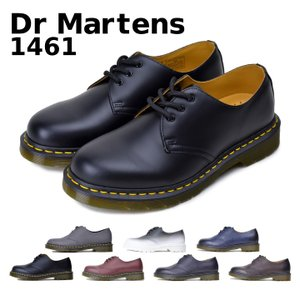 ドクターマーチン 3ホール Dr Martens 3eye shoe ユニセックス ブーツ 1461 3HOLE GIBSON