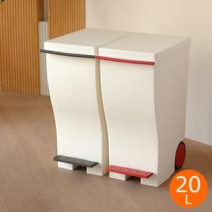 ●機能美を追求したスリムなゴミ箱「クード」のコンパクトサイズ。   【仕様】 ●サイズ:約W21×D...