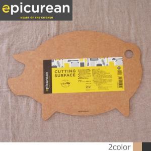 【取扱終了】epicurean/エピキュリアン カッティングボード PIG ピッグ アメリカ (ASU) favoritestyle