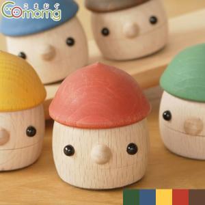 こまむぐ どんぐりころころ 木のおもちゃ 木製 知育 玩具 日本製 おもちゃのこまーむ|favoritestyle