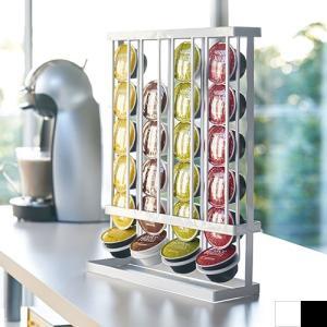[クーポン配布中] コーヒーカプセルホルダー L tower タワー 山崎実業 ネスカフェ ドルチェグスト カプセルホルダー 収納 03897 03898 favoritestyle