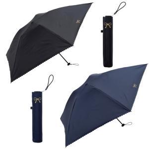 晴雨兼用 折りたたみ日傘 レディース PUスーパーライト 軽量 軽い ミニ because ビコーズ UVカット 紫外線防止 レイングッズ|favoritestyle