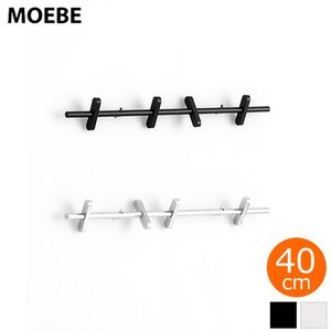 MOEBE ムーベ コートラック COAT RACK 40cm 壁掛け ハンガーラック コートハンガー ウォールフック コート掛け 収納 北欧|favoritestyle