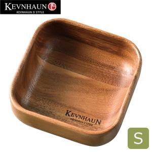 ボウル 木製 スクエアボウル アカシア S 木製食器 ケヴンハウン D-STYLE サラダボウル ボール|favoritestyle