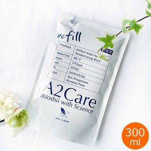 A2Care エーツーケア 300ml 詰め替えタイプ 除菌消臭剤 詰め替え用 A2ケア 花粉対策 花粉症対策 アレルゲン対策|favoritestyle